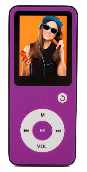 MP3 Player Everest Royal Lila