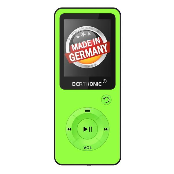 MP3 Player Royal BC09 Grün