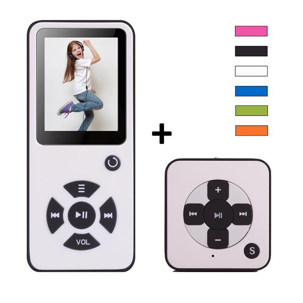 MP3 Player Royal BC02 Duo-Pack Lila