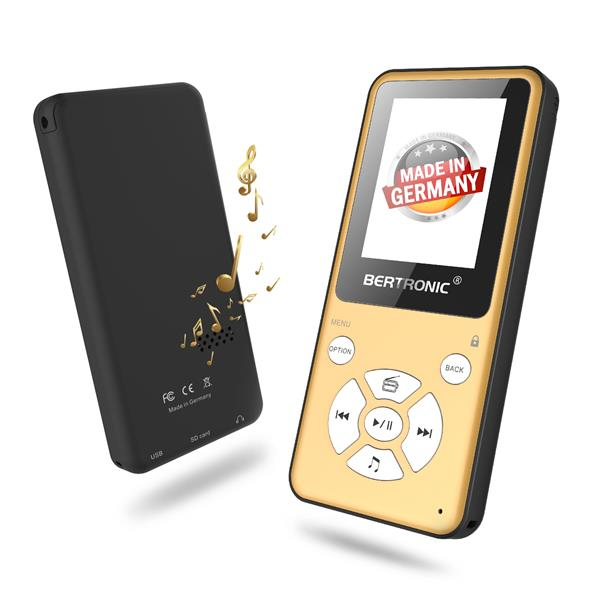 MP3 Player Thor BC910 Gold + 64 GB