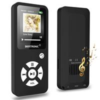 MP3 Player 16GB Royal BC01 Schwarz + Silikon
