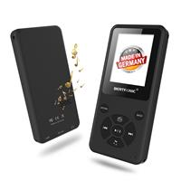 MP3 Player Thor BC910-B Schwarz + 128 GB