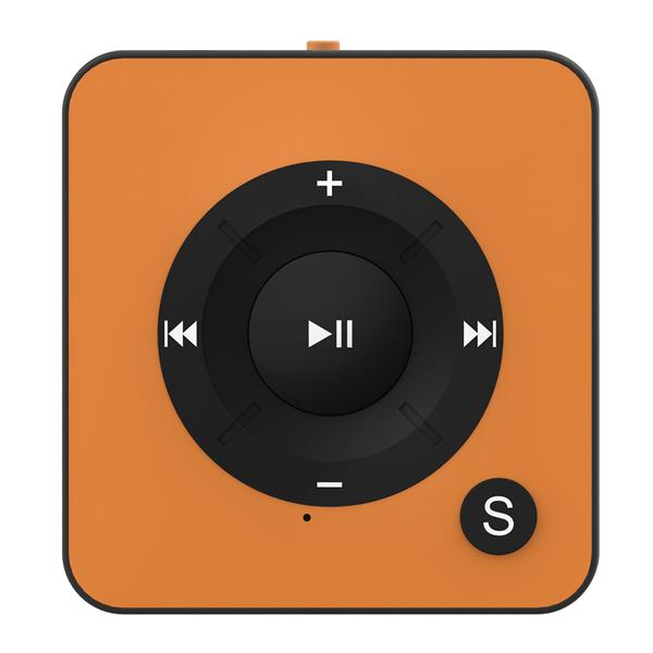 Mini MP3 Player Royal BC05 Orange
