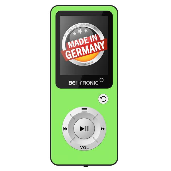 MP3 Player Royal BC04 Grün