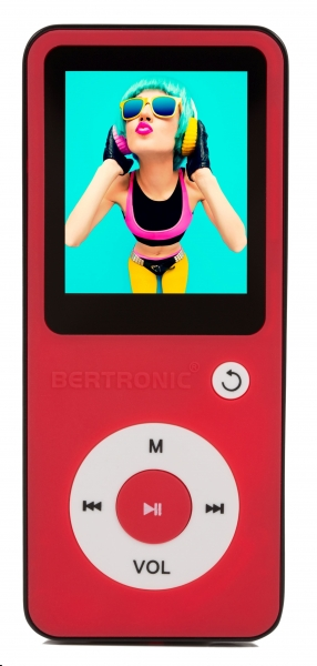 MP3 Player Everest Royal Rot
